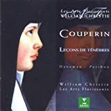 Couperin - Leçons de Ténèbres / Daneman, Petibon, Les Arts Florissants, Christie