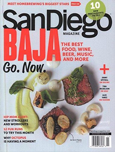 San Diego Magazine (1-Year Auto-Renewal)