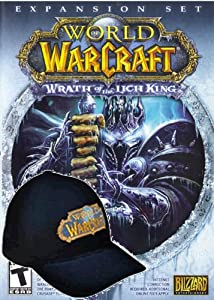 World of Warcraft: Wrath of the Lich King with Exclusive In-game Pet: Frosty, The Baby Frost Wyrm and Official World of Warcraft Hat