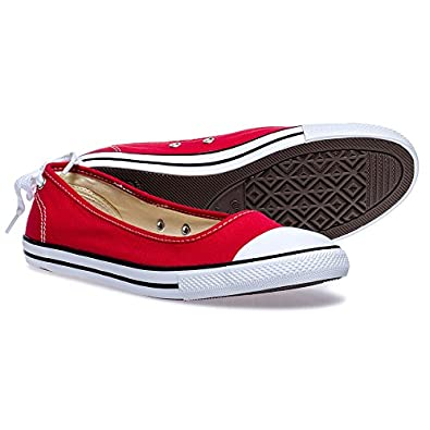 converse dainty red