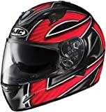 HJC Ramper Men's IS-16 Sports Bike Racing Motorcycle Helmet - MC-1 / X-Large
