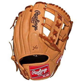 Buy Rawlings Gold Glove Gamer Dual Core Infielder Baseball Gloves Gdc1125 Single... by Rawlings