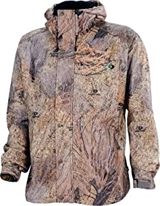 Russell Outdoors Men's Raintamer 2 Jacket, Mossy Oak Brush, XX-Large