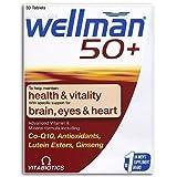 Wellman 50+ 30 Tabs