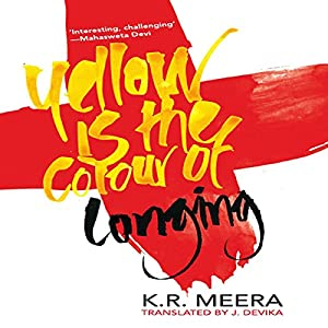 Yellow Is the Colour of Longing Audiobook