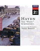 Haydn - Symphonies Parisiennes / The Paris Symphonies N° 82, 83, 84, 85, 86 & 87