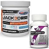 USP Labs Jack3D Micro, Blue Raspberry 30 servings (Free Oxy Lean 30)