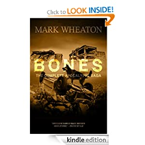 Kindle Daily Deal: Bones: The Complete Apocalypse Saga