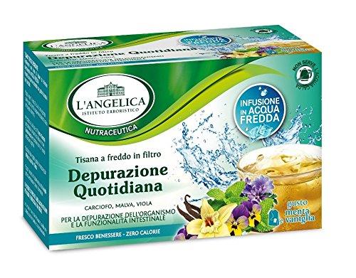L'Angelica Tisana a Freddo Depurazione Quotidiana - 15 Filtri