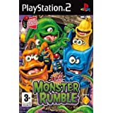 Buzz! Junior Monster Rumble with Buzzers (PS2)by Sony