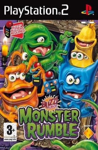 трейлер buzz! junior monster rumble