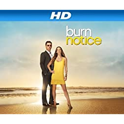 Burn Notice Season 5 [HD]