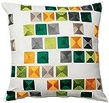 Furniture of America Midori Square Accent Pillow