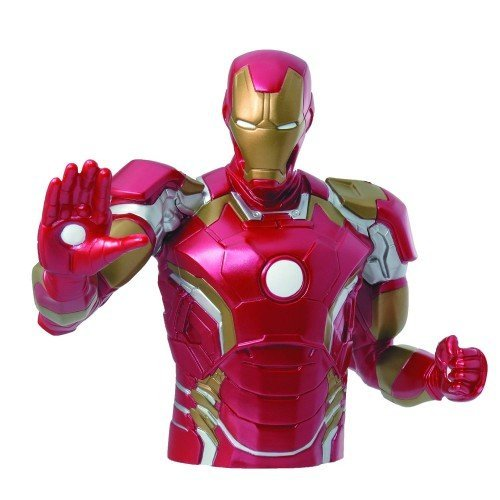 Avengers Age of Ultron Salvadanaio Iron Man 20 cm Monogram Marvel Comics