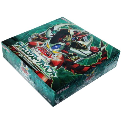 Yu-Gi-Oh! ARC-V OCG THE DUELIST ADVENT BOX