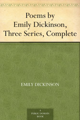 an analysis of the life and work of emily dickinson an american poet Study guide (1992) for final harvest: emily dickinson's poems written by  that  she is an expressly american character is clear from her roots emily dickinson   her life-long struggle with and defiance of god, her wrestling with faith', was.