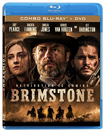 Blu-ray : Brimstone (With DVD, Widescreen, Dolby, AC-3, )