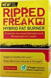 Pharmafreak Ripped Freak Hybrid Fat Burner, 60 Capsules