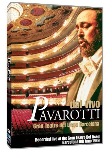 Dal Vivo Pavarotti [DVD]