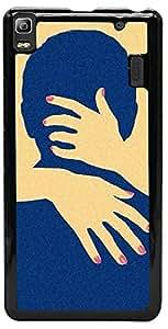 PrintVisa 2D-LA7000-D7821 Mobile Case Cover For Lenovo A7000