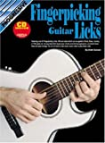 img - for Progressive Fingerpicking Guitar Licks book / textbook / text book