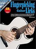 img - for Progressive Fingerpicking Guitar Licks book / textbook / text book