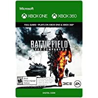 Battlefield: Bad Company 2 for Xbox 360 / Xbox One Standard Edition by Electronic Arts [Digital Download]