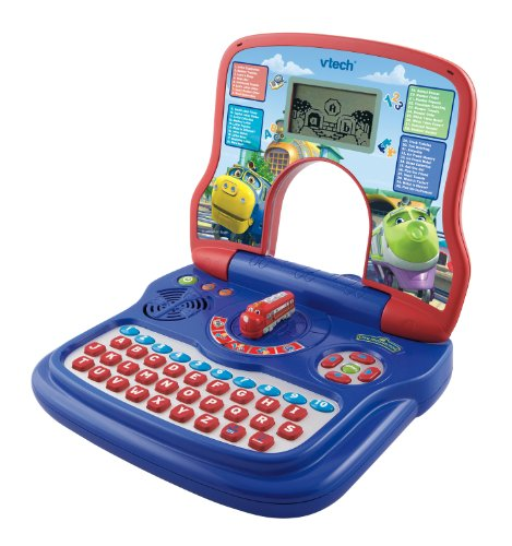 VTech - Chuggington - Traintastic Laptop - 1