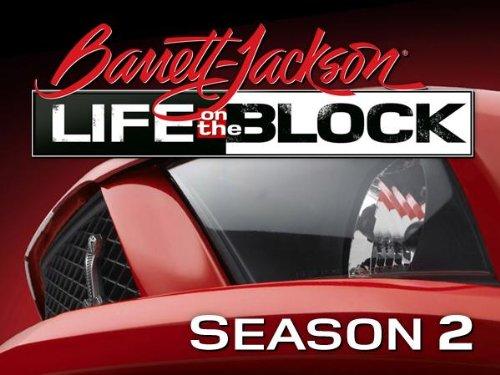 Barrett-Jackson: Life on the Block Season 2 movie