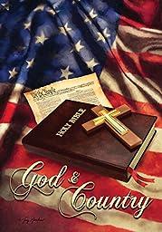 Custom Decor God & Country