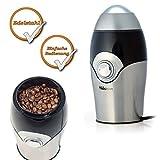 Edelstahl Kaffeemühle
