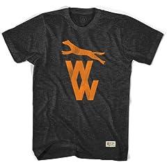 Wolverhampton Wolves Vintage Crest Soccer T-shirt