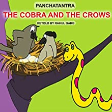The Cobra and the Crows Audiobook by Rahul Garg Narrated by  Dhruv