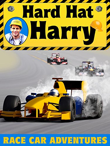 Hard Hat Harry: Race Car Adventures