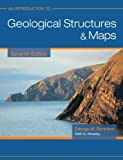 An Introduction to Geological Structures and Maps 7ed (Arnold Publication) (0340809566) by Bennison, George