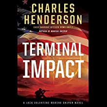 Terminal Impact Audiobook by Charles Henderson Narrated by Mark Deakins