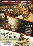 echange, troc Coffret 3 DVD Grande Aventure : Le nouveau monde / Nouvelle France / Capitaine Alatriste