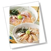 長崎産の鯵と愛媛産の鯛を使ったワンランク上の贈り物高級