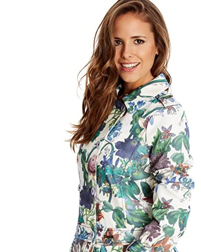 Desigual Trench Native Love