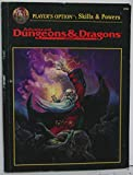 Player's Option: Skills & Powers (Advanced Dungeons & Dragons Rulebook)