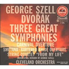Dvorak: Symphony No.7, 8, 9 / Smetana: Quartet 'From My Life'