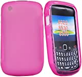 Accessory Master 5055403803067 - Carcasa de silicona para BlackBerry 8520, color rosa