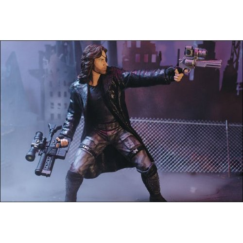 """Movie Maniacs 3 """"Escape From L.A. Snake Plissken Figure by McFarlane Toys"""