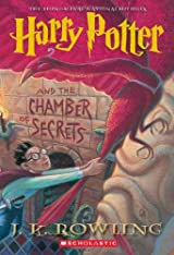 Harry Potter and the Chamber of Secrets (Book 2) de J.K. Rowling, Edición en Inglés