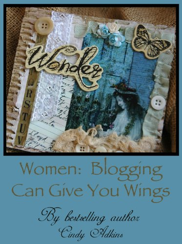 Women: Blogging Can Give You Wings