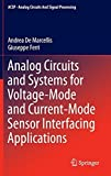 img - for Analog Circuits and Systems for Voltage-Mode and Current-Mode Sensor Interfacing Applications (Analog Circuits and Signal Processing) by Andrea De Marcellis (2011-07-01) book / textbook / text book