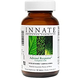 Innate Response - Adrenal Response Complete Care, Supports a Healthy Stress Response, 90 Tablets