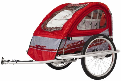 Schwinn Mark III Double Bike Trailer and Jogging Stroller