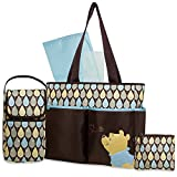 Disney 5 in1 Diaper Bag, Winnie The Pooh