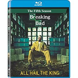 Breaking Bad - The Fifth Season (2 Discs Blu-ray + UltraViolet Digital Copy)